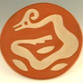 Isabel Pena Carved Plate1