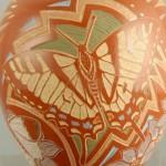 Jennifer Moquino etching pottery1b