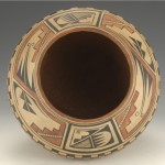Maria Julian Polychrome Bowl1aa