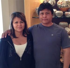 Aaron Cajero, Jemez Pueblo
