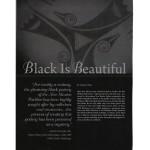 black beautiful mag