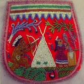 Iroquois pouch w flags 2