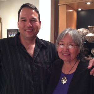 Joel McHorse and Christine McHorse, 2014