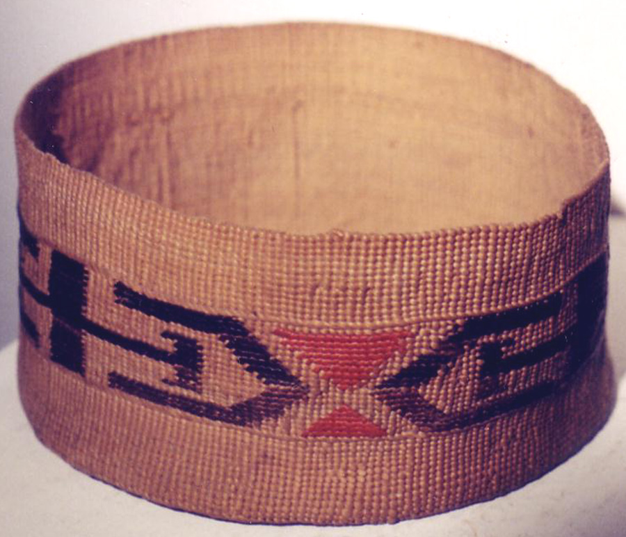 Tlingit drinking cup
