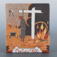 "Garcia, Jason – ""Martyrs of 1680"" Tile"