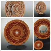 Nathan Youngblood Double Plate Set