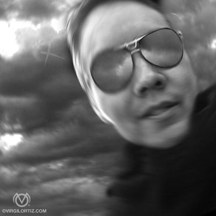 VIRGIL ORTIZ: Never Stop! (An Interview)
