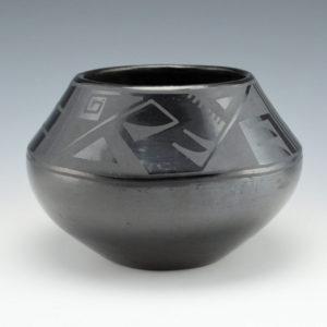Sanchez, Desideria – Bowl with Rain Designs