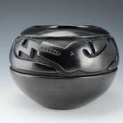 Tafoya, Betty  – Large Bowl with Avanyu
