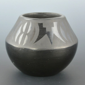 Sanchez, Desideria – Jar with Circular Cloud Motif