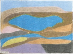 Landscape abstract 2004