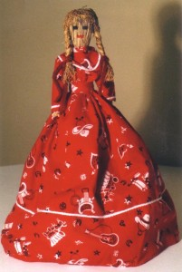 Cherokee doll