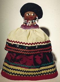 Seminole doll