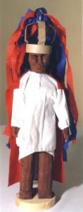 Tarahumara doll