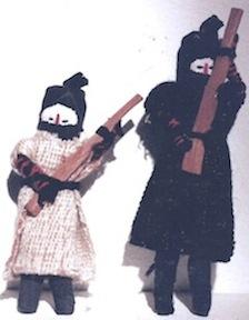 Zapotista dolls