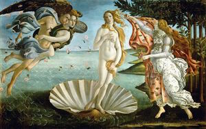 10. The Birth of Venus (1)