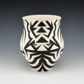 Lewis, Eric – Jar with Corn Design