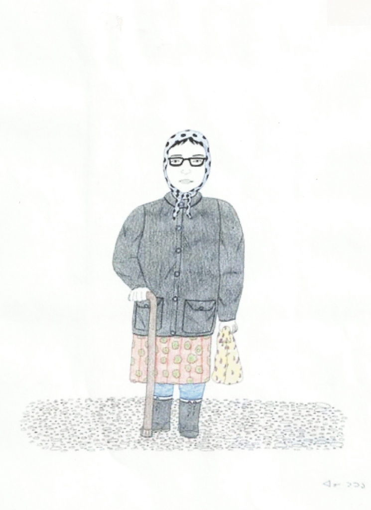A Portrait of Pitseolak