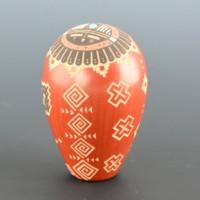 Fragua, Glendora – Mini Seedpot with Sunface