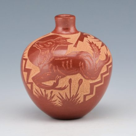 Medicine Flower, Grace – Mini Jar with Deer (1993)