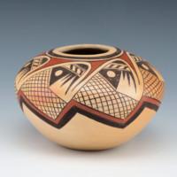 Nampeyo, Adelle L. – Bowl with Migration Pattern
