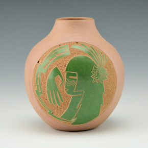 Gonzales, Tse-Pe – Jar with Dance Figure