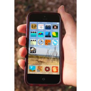 "Browning, Ashley – ""NDN iPhone"" Digital Photograph"