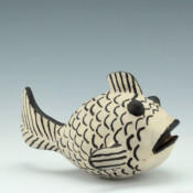 Ortiz, Seferina – Cochiti Fish Figure