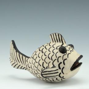 Ortiz, Seferina – Cochiti Fish Figure