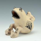 Ortiz, Seferina – Frog Storyteller