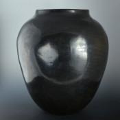 Naranjo, Christina – Large Polished Storage Jar