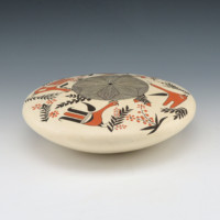 Natseway, Charmae –  Seedpot with 4 Birds