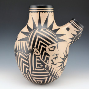 Ortiz, Virgil – Stargazer Water Jar
