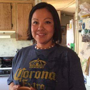 Candice Nampeyo, Hopi, 2016