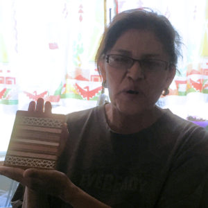 Darlene Nampey, Hopi, 2016
