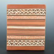 Nampeyo, Darlene – Tile with Rug Design