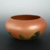 Vigil, Lonnie –  Micaceous Bowl with Fire Clouds