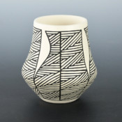 Davis, Titus – Fineline Canyon Swirl Jar