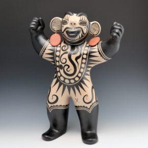 Ortiz, Virgil – Classic Monos Clay Figure