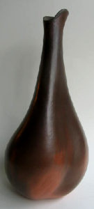 2. Long neck vase B