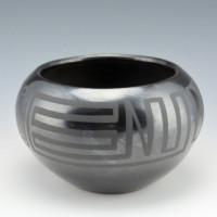 Sanchez, Desideria – Bowl with Cloud & Wind Designs