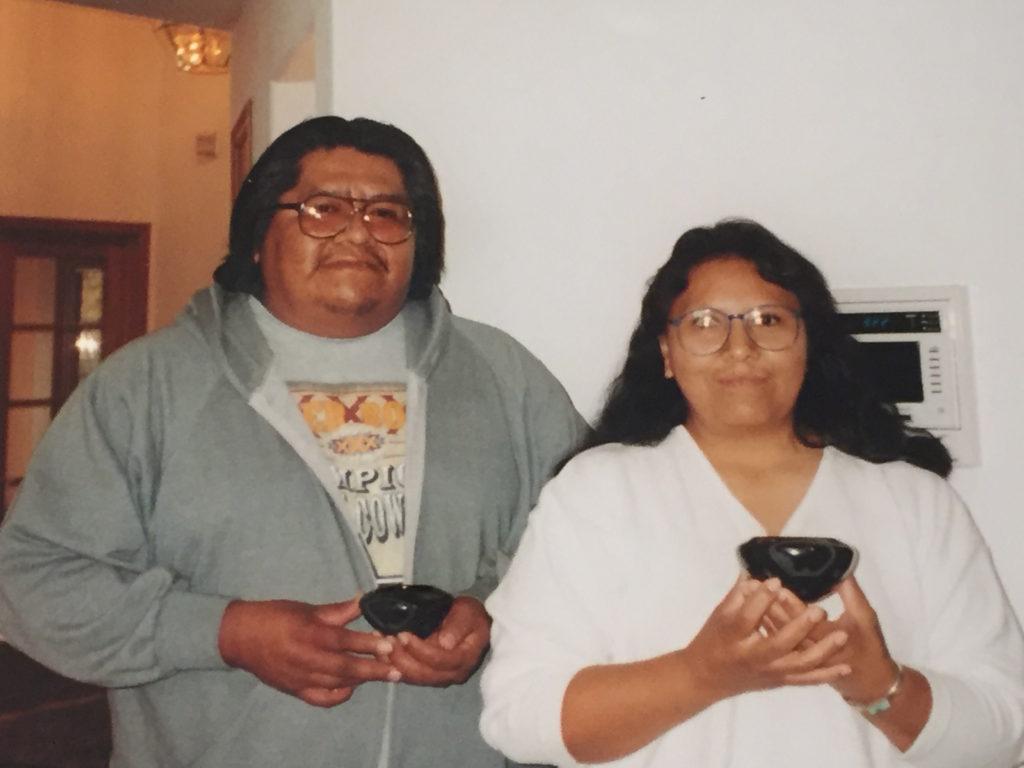 Effie and Orville Garcia