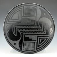 Aguilar, Rosalie & Joe – Plate with Bird Designs