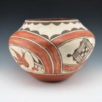 Bell, Seferina  – Jar with Bird & Star