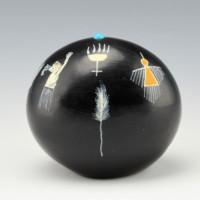 Namoki, Lawrence – Masau Katsina & Bird Seedpot