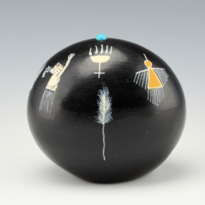 Namoki, Lawrence – Masau Katsina & Bird Seedpot