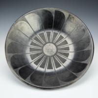Roybal, Tonita – Large Feather Plate (1920's)