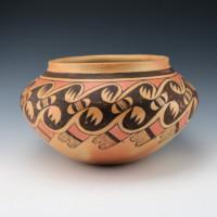 Nampeyo, Fannie – Large Jar with Bird Migration Pattern