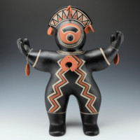 Ortiz, Janice – West Directional Figure with Outstretched Arms