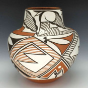 Early, Max – Jar with Fine-Line Patterns